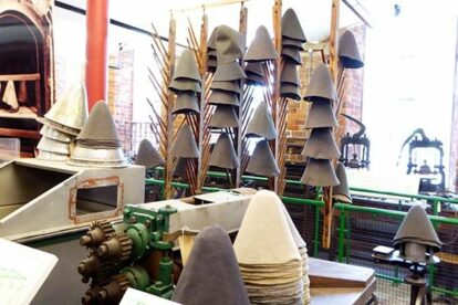 Hat Works Museum Manchester