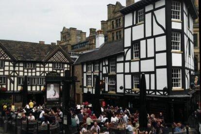 Sinclair's Oyster Bar Manchester