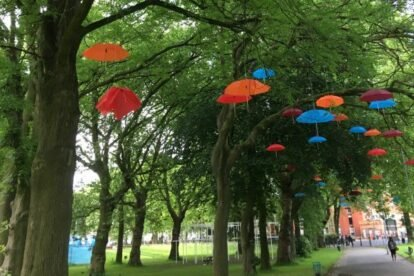 Whitworth Park and Gallery Manchester