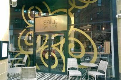 Salut Wine Bar Manchester