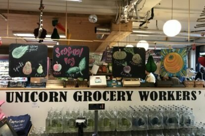 Unicorn Grocery Manchester