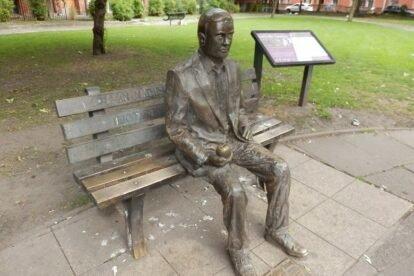 Alan Turing Memorial – Diversity in Manchester