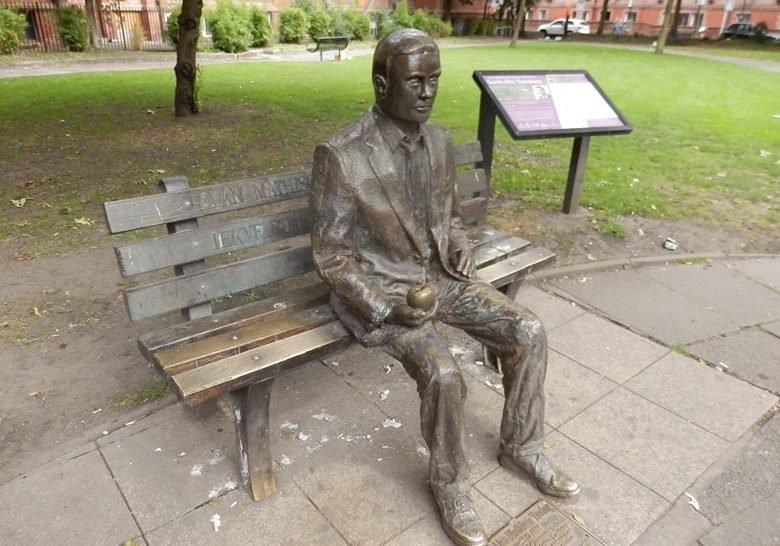 Alan Turing Memorial Manchester