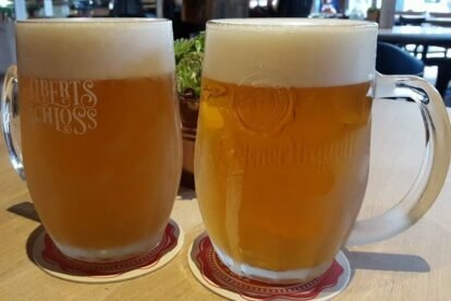 Alberts Schloss – Bohemian bier palace