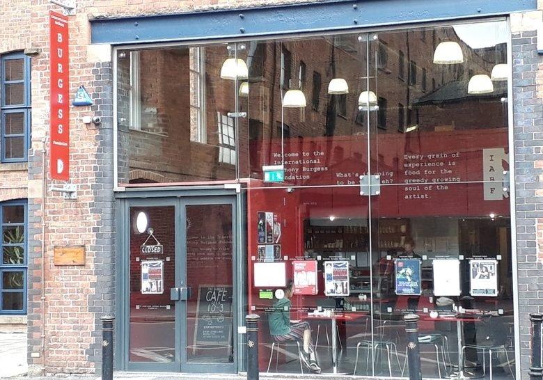 Anthony Burgess Foundation Manchester