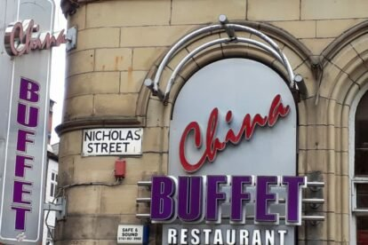 China Buffet Manchester