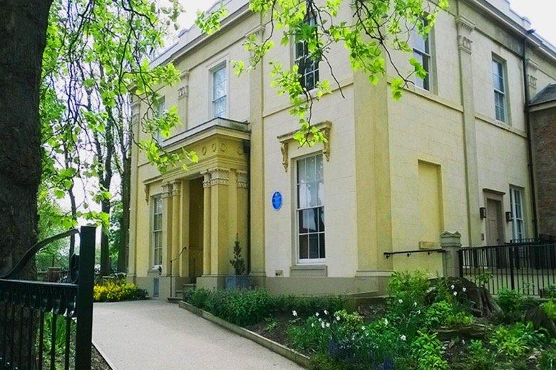 Elizabeth Gaskell's House Manchester