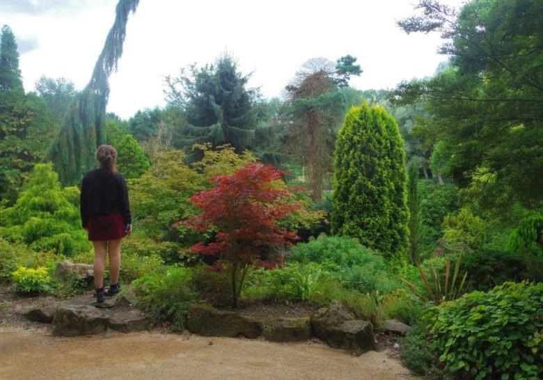 Fletcher Moss Botanical Gardens Manchester