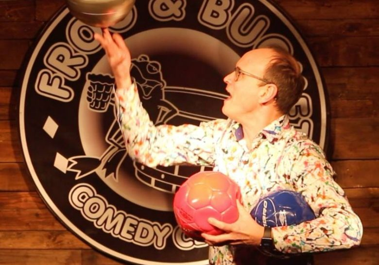 Frog and Bucket Comedy Club Manchester