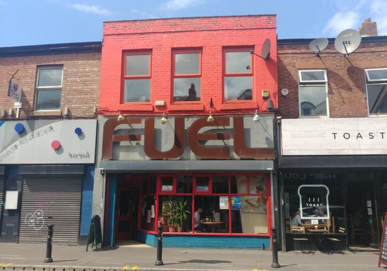 Fuel Cafe Manchester