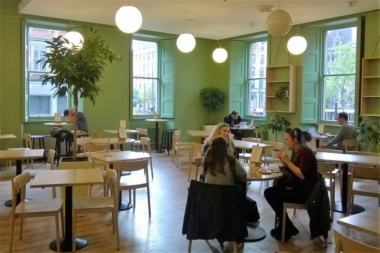 Gallery Cafe Manchester