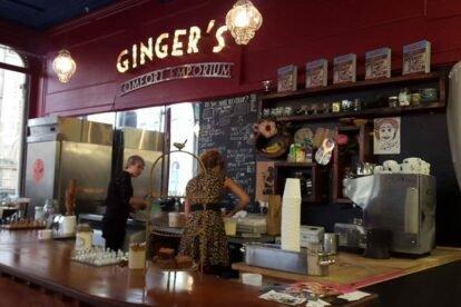 Ginger's Comfort Emporium – Ice cream heaven