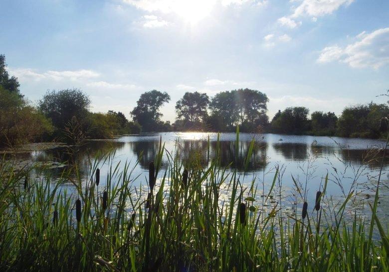 Levenshulme's Secret Lake Manchester