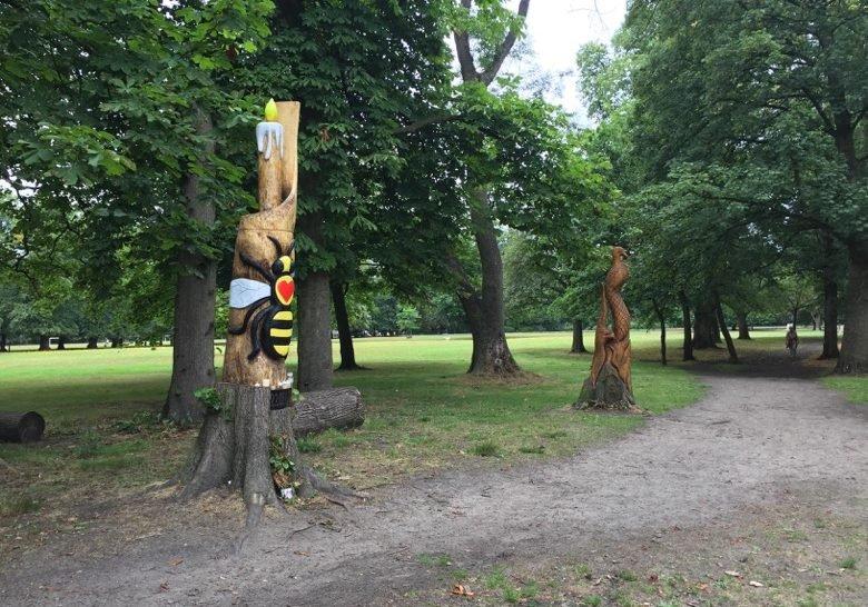 Longford Park Manchester