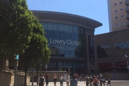 Lowry Outlet Mall Manchester