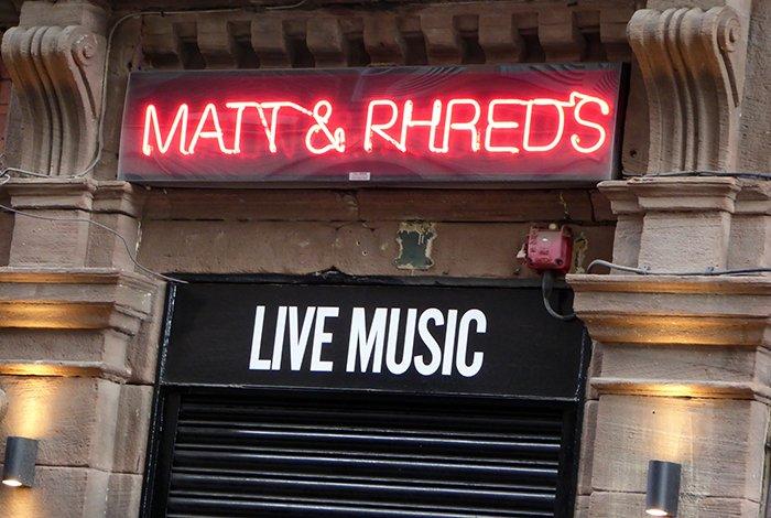 Matt & Phred's Manchester