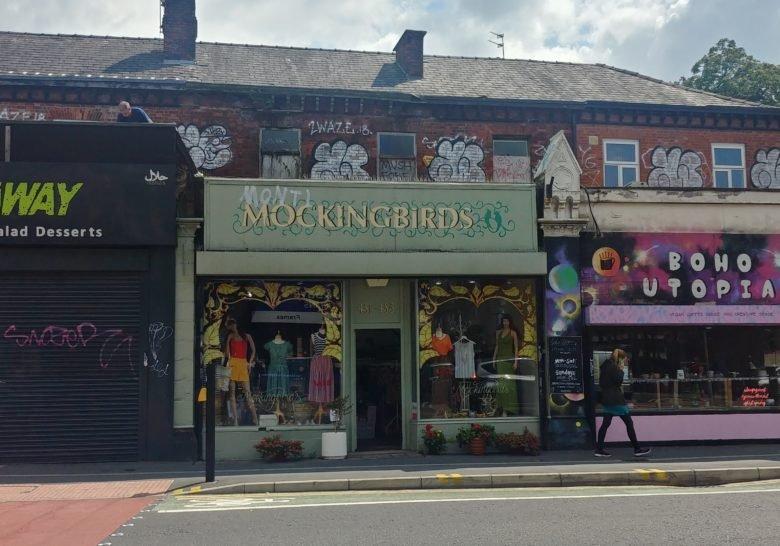 Mockingbirds – Independent Withington boutique