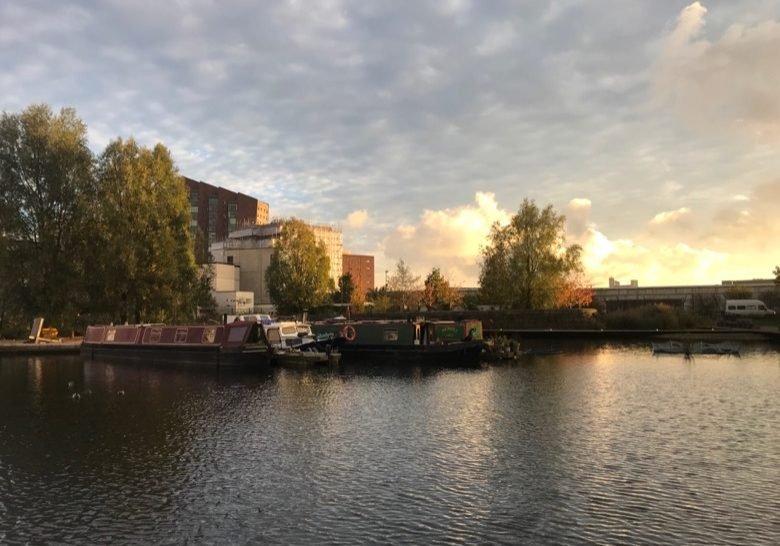 New Islington Marina Manchester