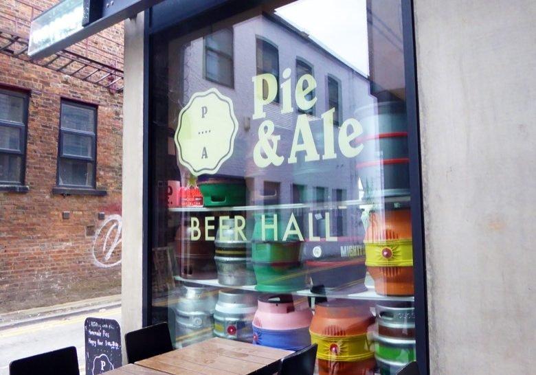 Pie & Ale Manchester