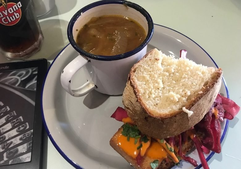 Soup Kitchen Manchester