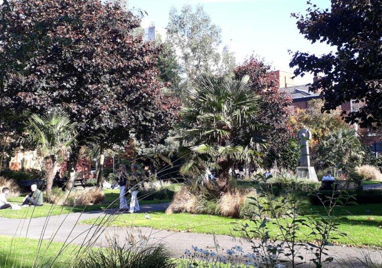 St John's Gardens Manchester