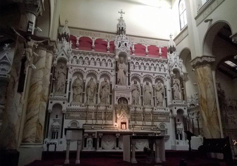 St. Mary's Catholic Church Manchester