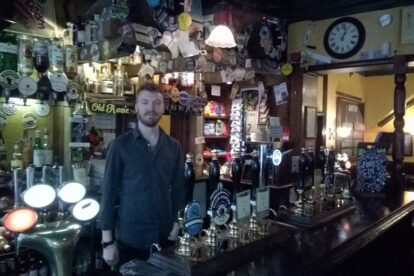 The City Arms – Traditional city pub