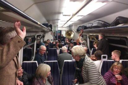 The Folk Train Manchester