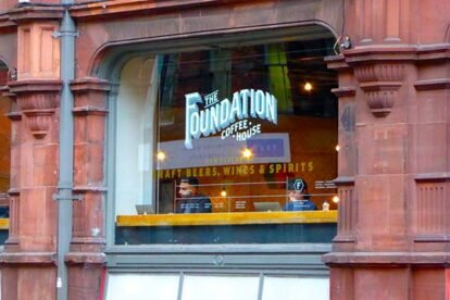 The Foundation Coffee House Manchester
