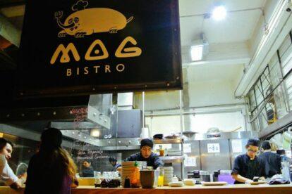 Mog Bistro Mexico City