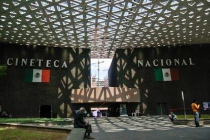 Cineteca Nacional Mexico City