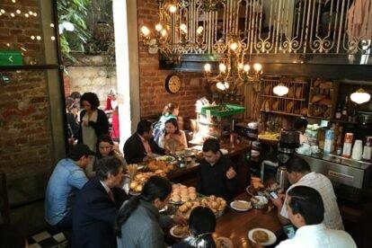 Panadería Rosetta Mexico City