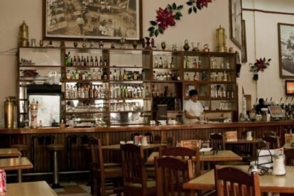 Café La Habana Mexico City