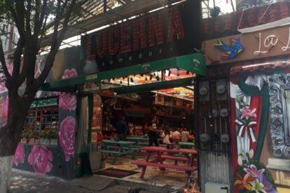 Comedor Lucerna Mexico City