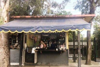 Los Baristas Café Mexico City
