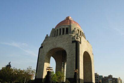 Revolution Monument Mexico City
