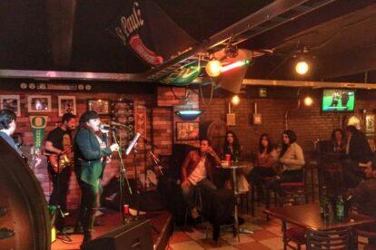 Valiant Pub Mexico City