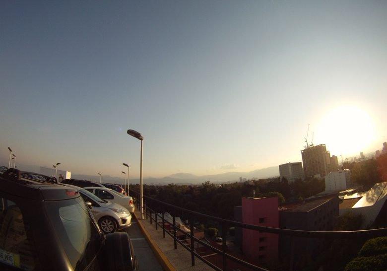 6 Piso Estacionamiento Cineteca Mexico City