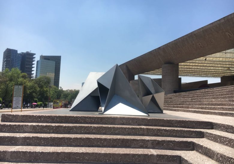 Auditorio Staircase Mexico City