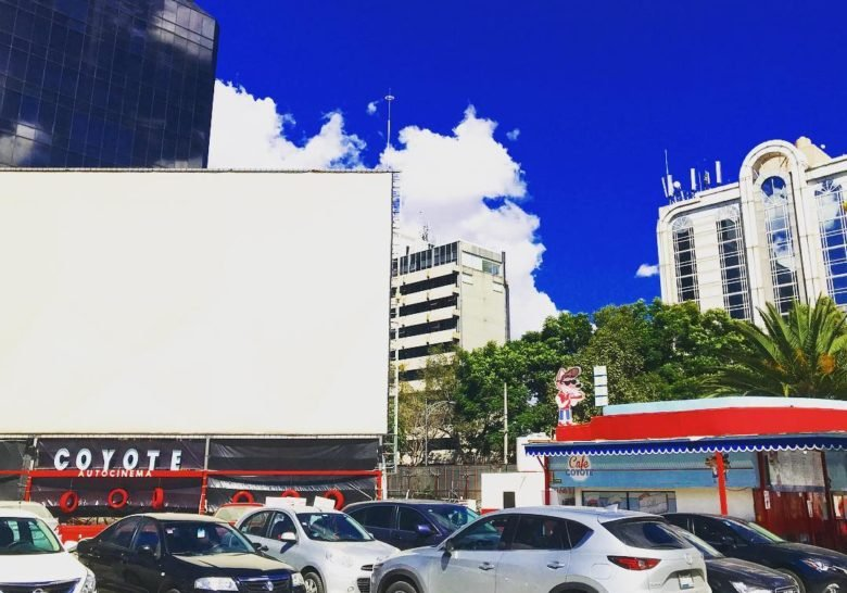 Autocinema Coyote Mexico City