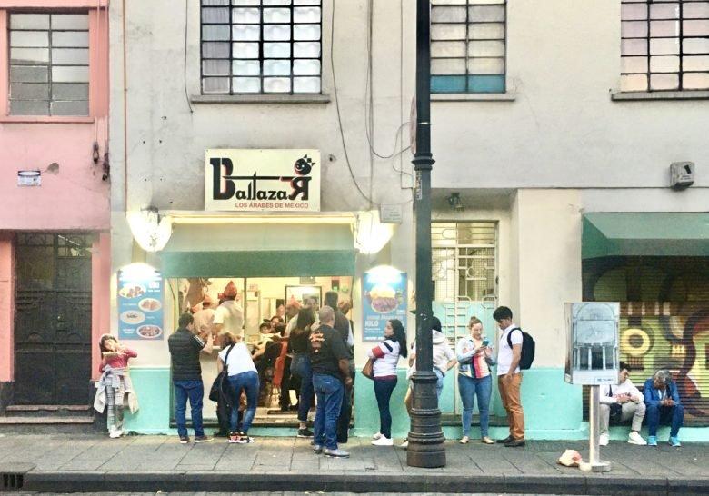 Baltazar Mexico City