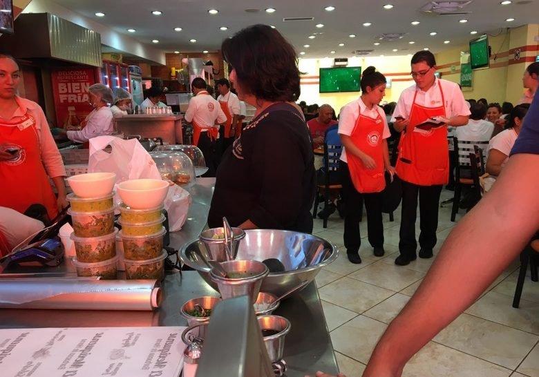 Barbacoa El Mexiquense Mexico City