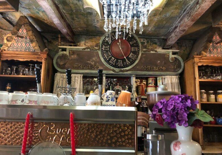 Café Budapest Mexico City