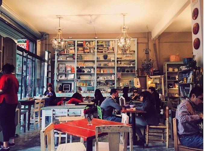 Café Escandón Mexico City