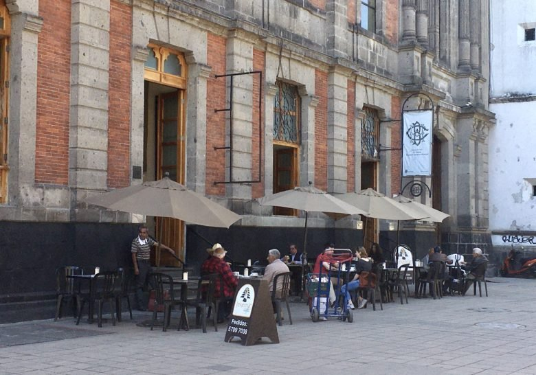 Café Jekemir Mexico City