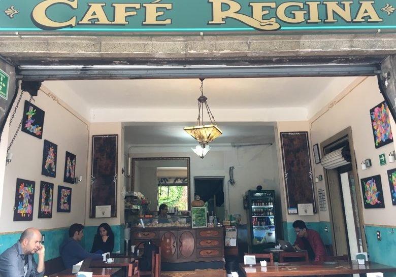 Café Regina Mexico City