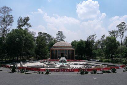 Cárcamo de Dolores Mexico City