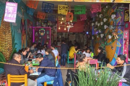 Chilakiller's Mexico City
