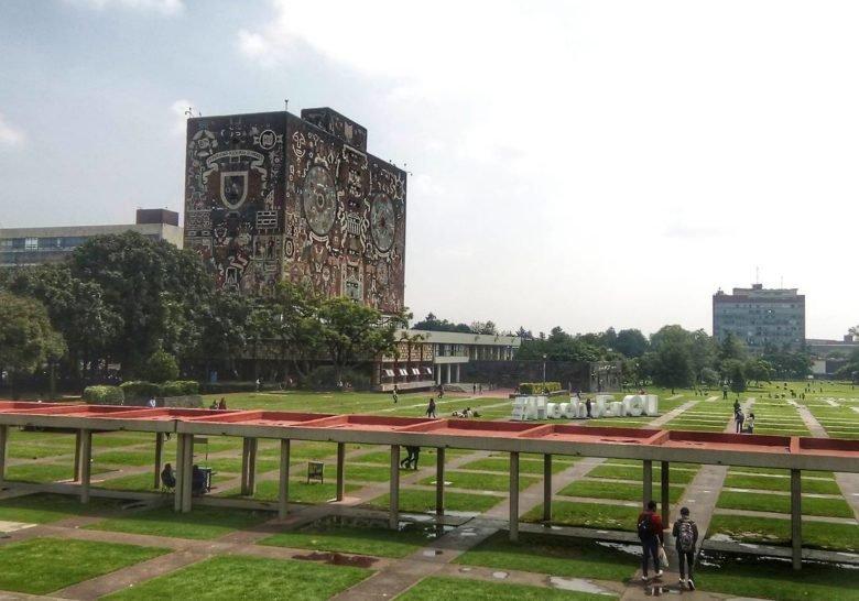 Ciudad Universitaria Mexico City