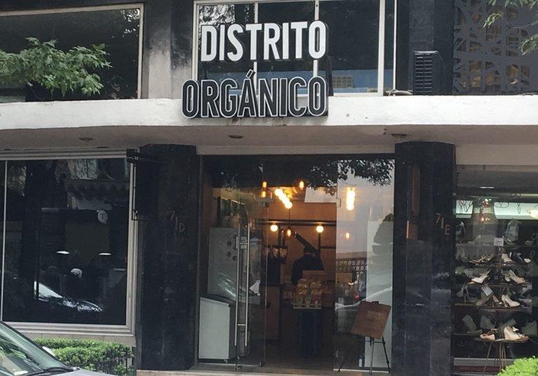 Distrito Orgánico Mexico City